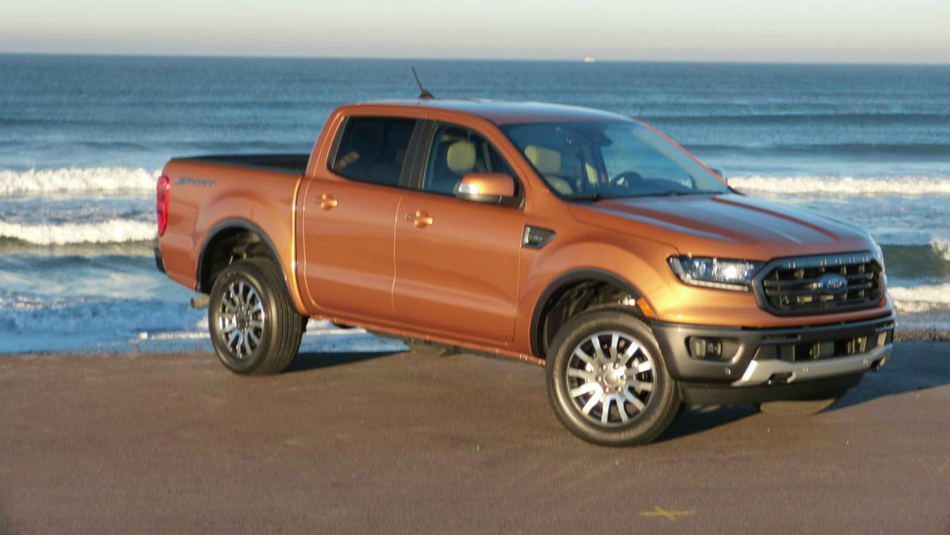 Review 2019 Ford Ranger Pickup