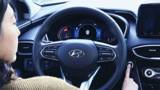 Hyundai Shows Fingerprint Technology in China