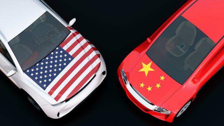 US-China trade tariff