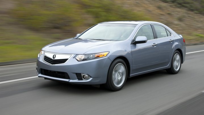 Used Car of the Year: 2009-2014 Acura TSX