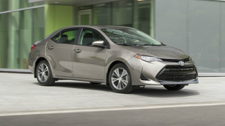 Buying Used 2014-2018 Toyota Corolla