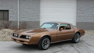 Jim Rockford's Firebird