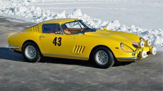 Prototype Ferrari 275 GTB
