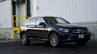 2018 Mercedes-Benz GLC 350e