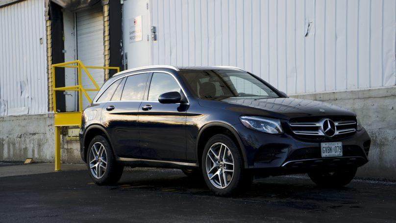 2018 Mercedes-Benz GLC 350e