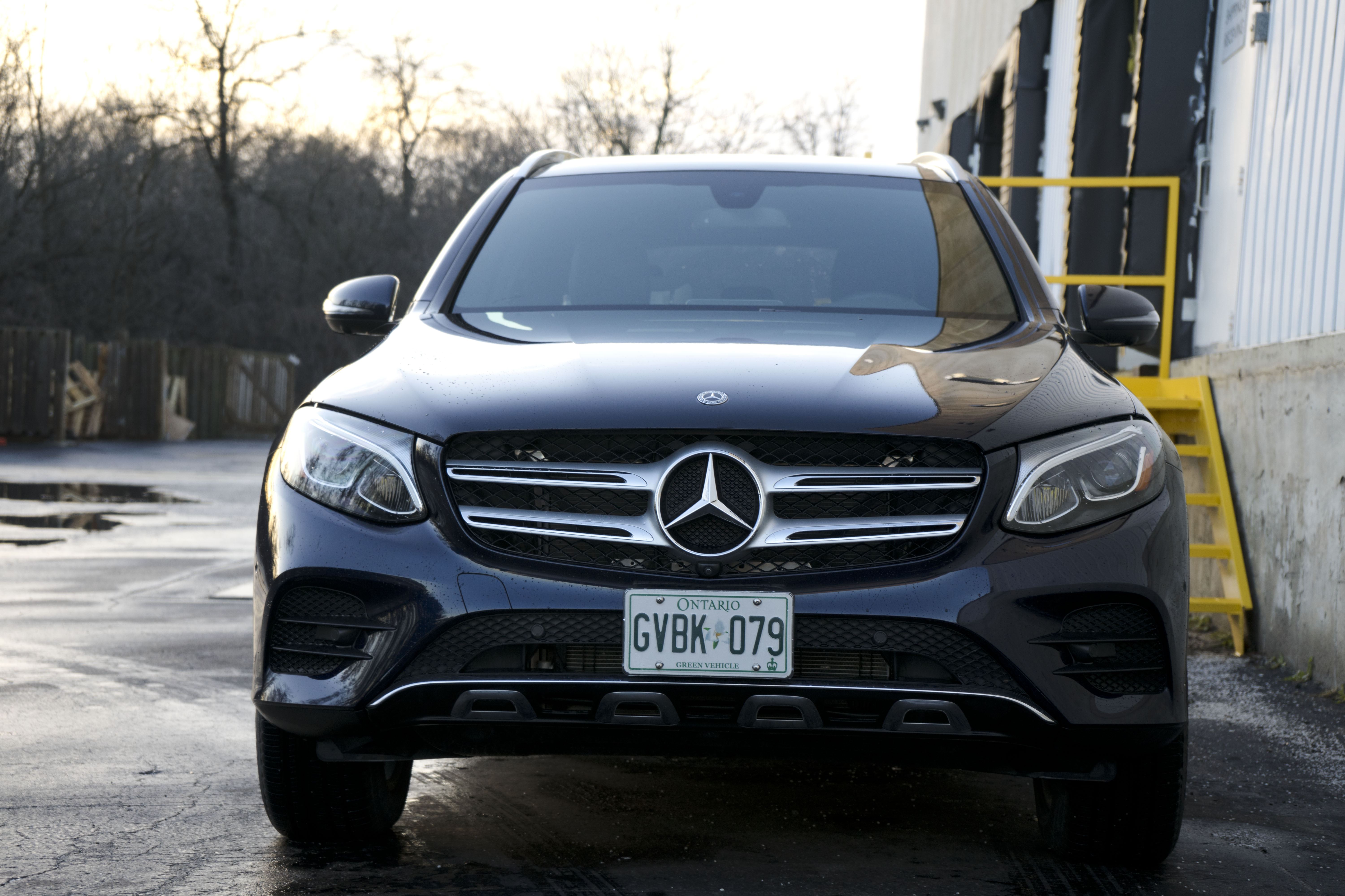 Eight Things to Know About the Mercedes-Benz GLC 350e Plug-in Hybrid