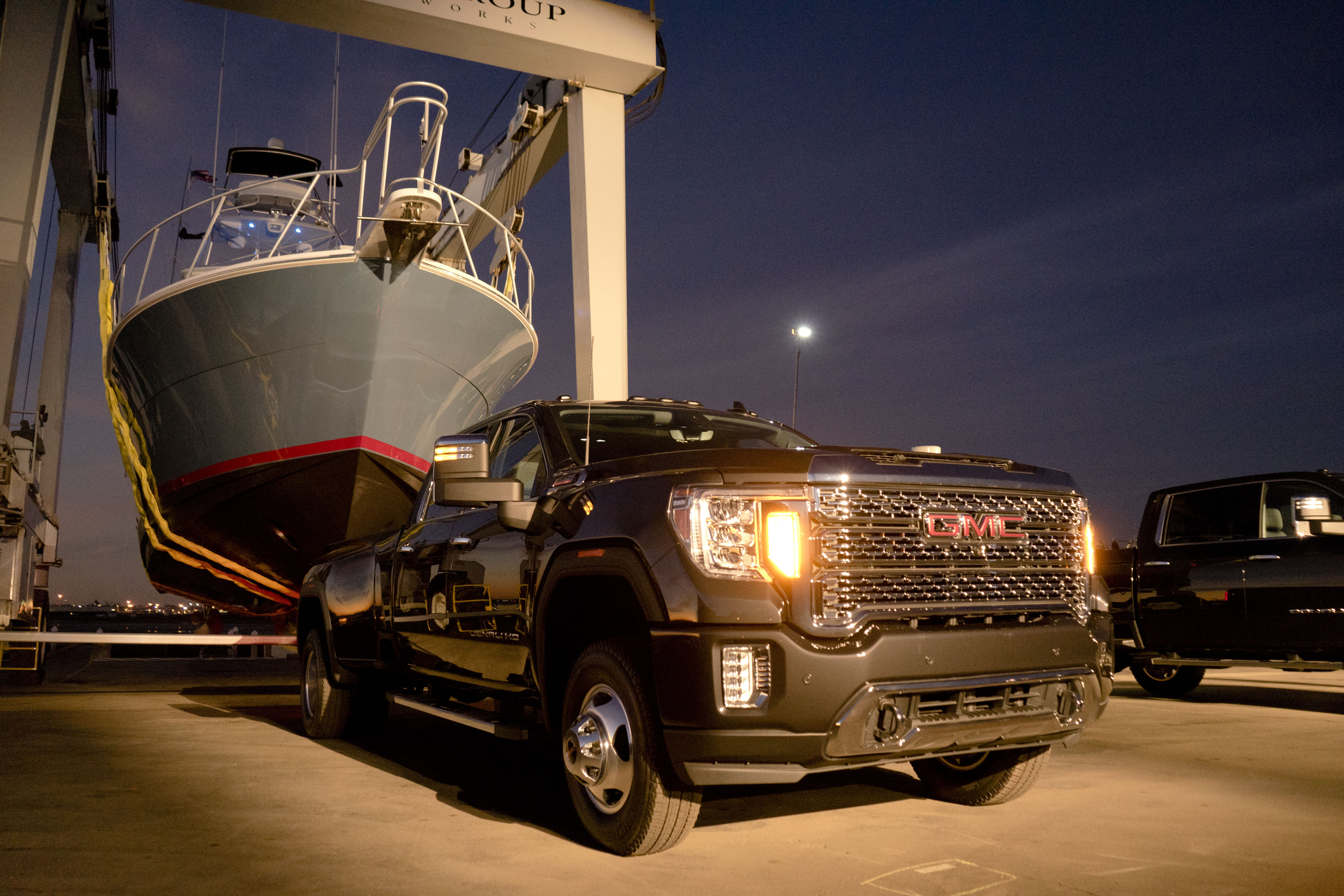 New 2020 Gmc Sierra Hd Has More Tech More Power And X Ray