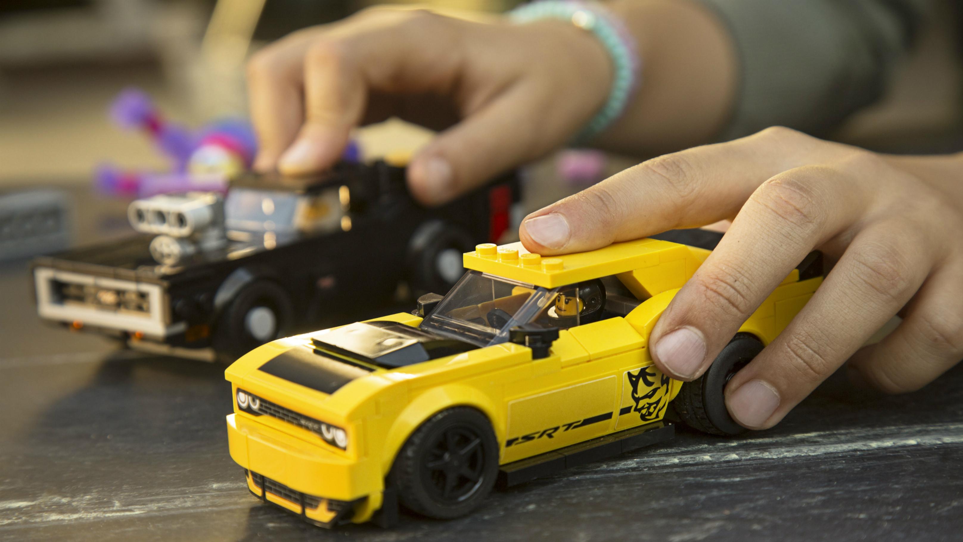 LEGO Speed Champions building set