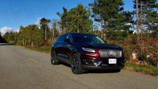First Drive 2019 Lincoln Nautilus Reserve
