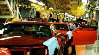 GM Oshawa Assembly
