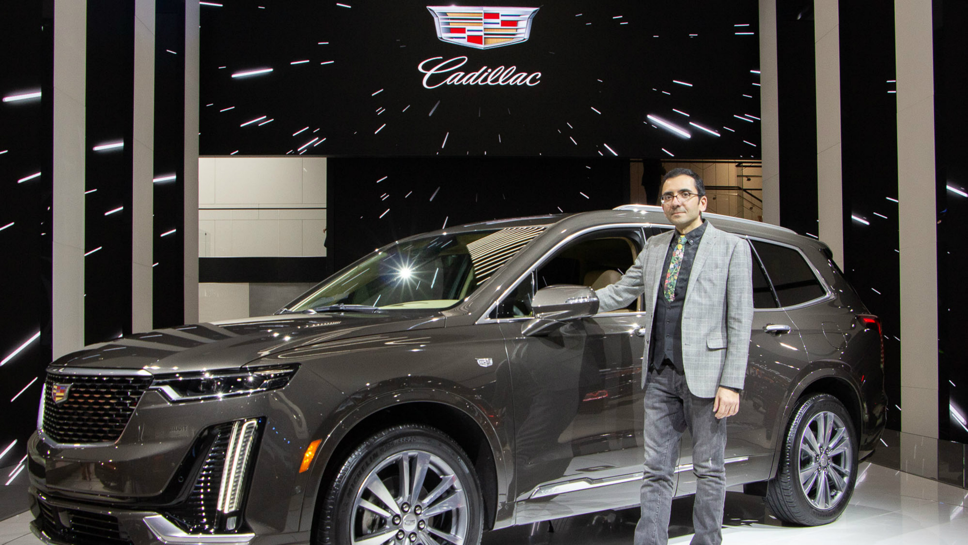 Talking Cars and Relaxing Autonomy with Cadillac Canada Boss ... on