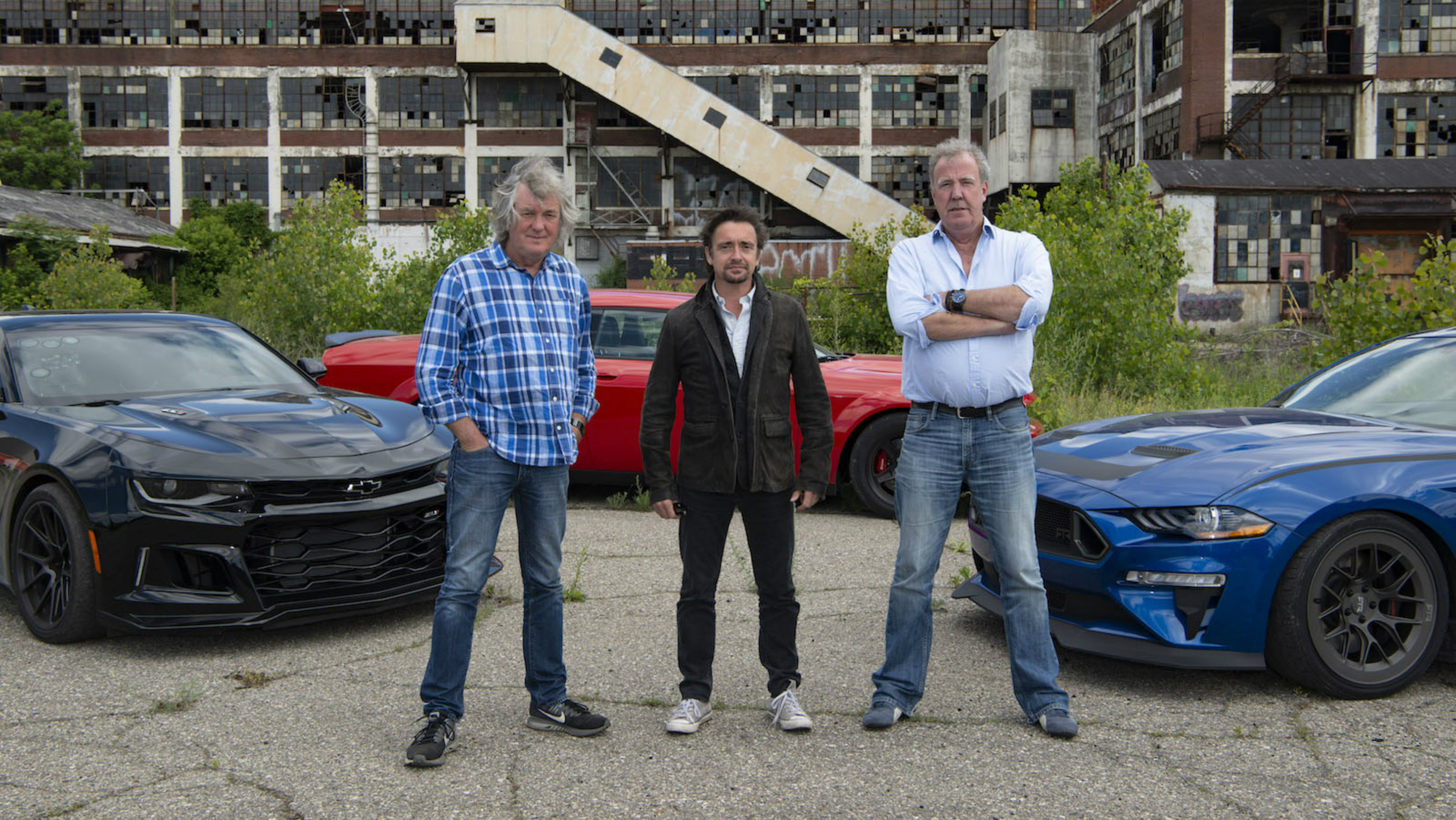 Season 3 of The Grand Tour