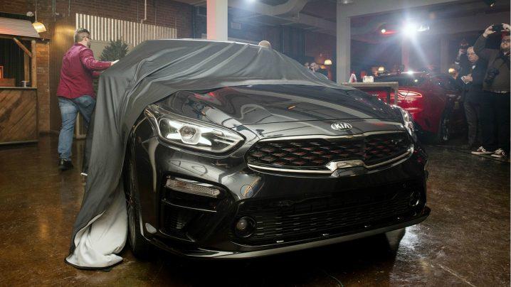 2020 Forte5 compact hatchback