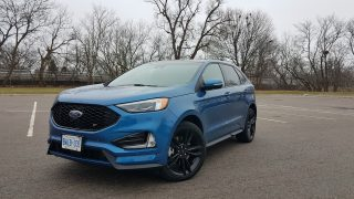 Review 2019 Ford Edge ST