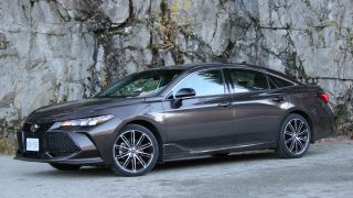 Review 2019 Toyota Avalon XSE
