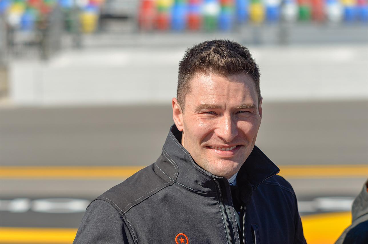 TrackWorthy - Michelin Pilot Challenge Daytona Kuno Wittmer