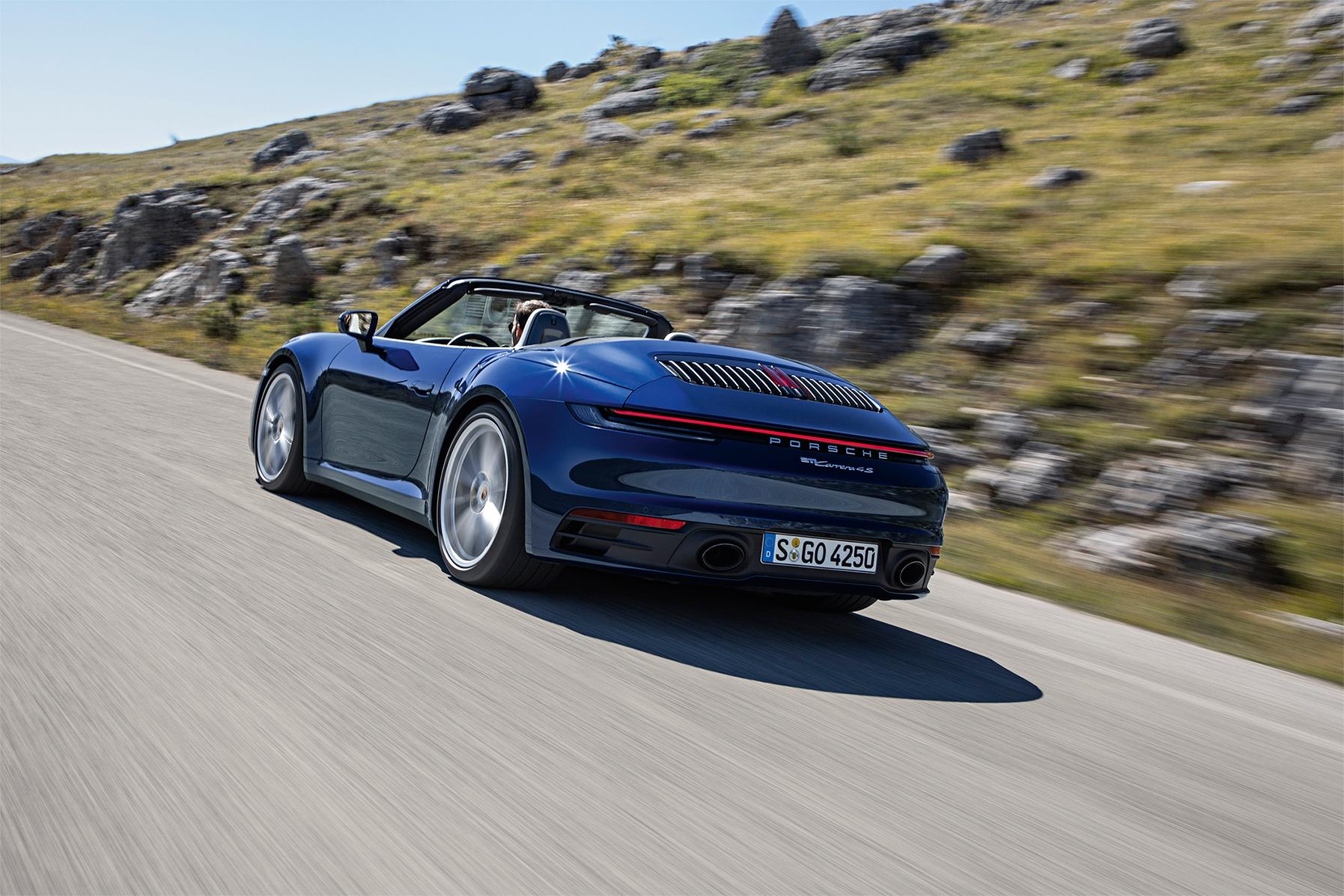 TrackWorthy - Porsche 911 Carrera 4S Cabriolet (2)