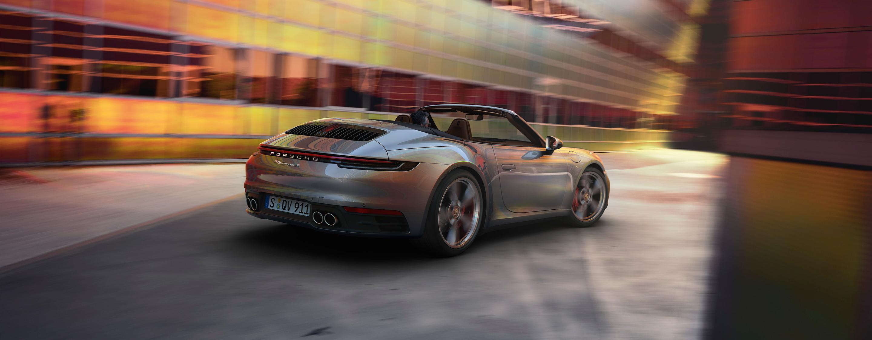 TrackWorthy - Porsche 911 Carrera S Cabriolet