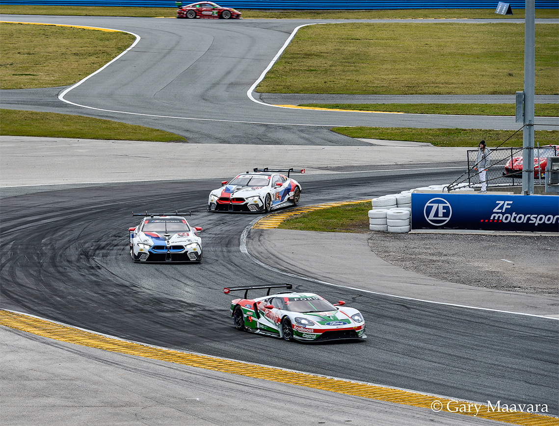 TrackWorthy - Rolex 24_race_hour 1_ #67_ Ford Chip Ganassi Racing_Ford GT