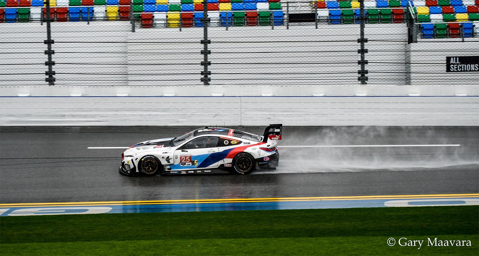 TrackWorthy - Rolex 24_race_hour 21_#25_BMW Team RLL_BMW M8 GTE