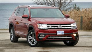 Review 2019 Volkswagen Atlas Execline