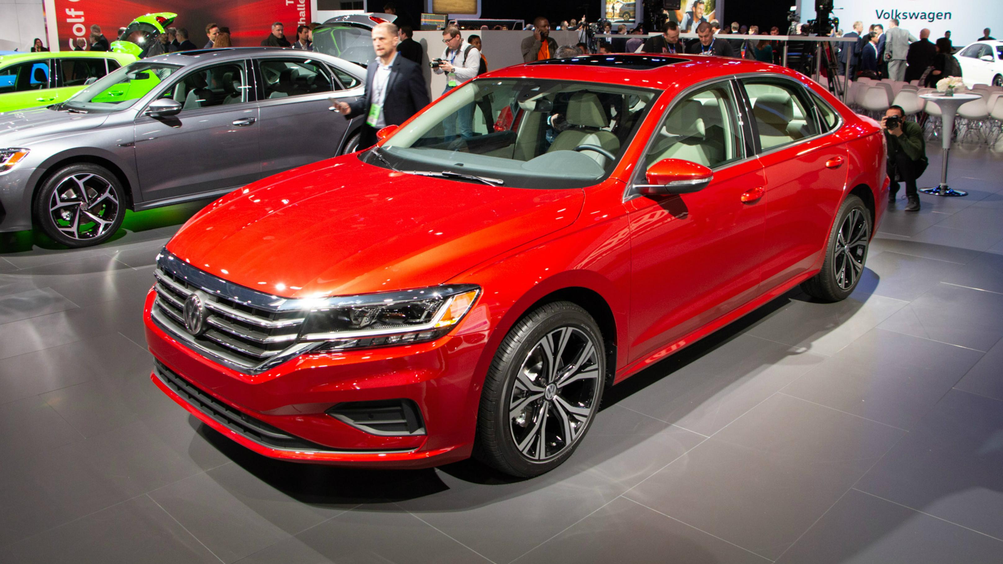 Volkswagen 2020 Passat Sedan