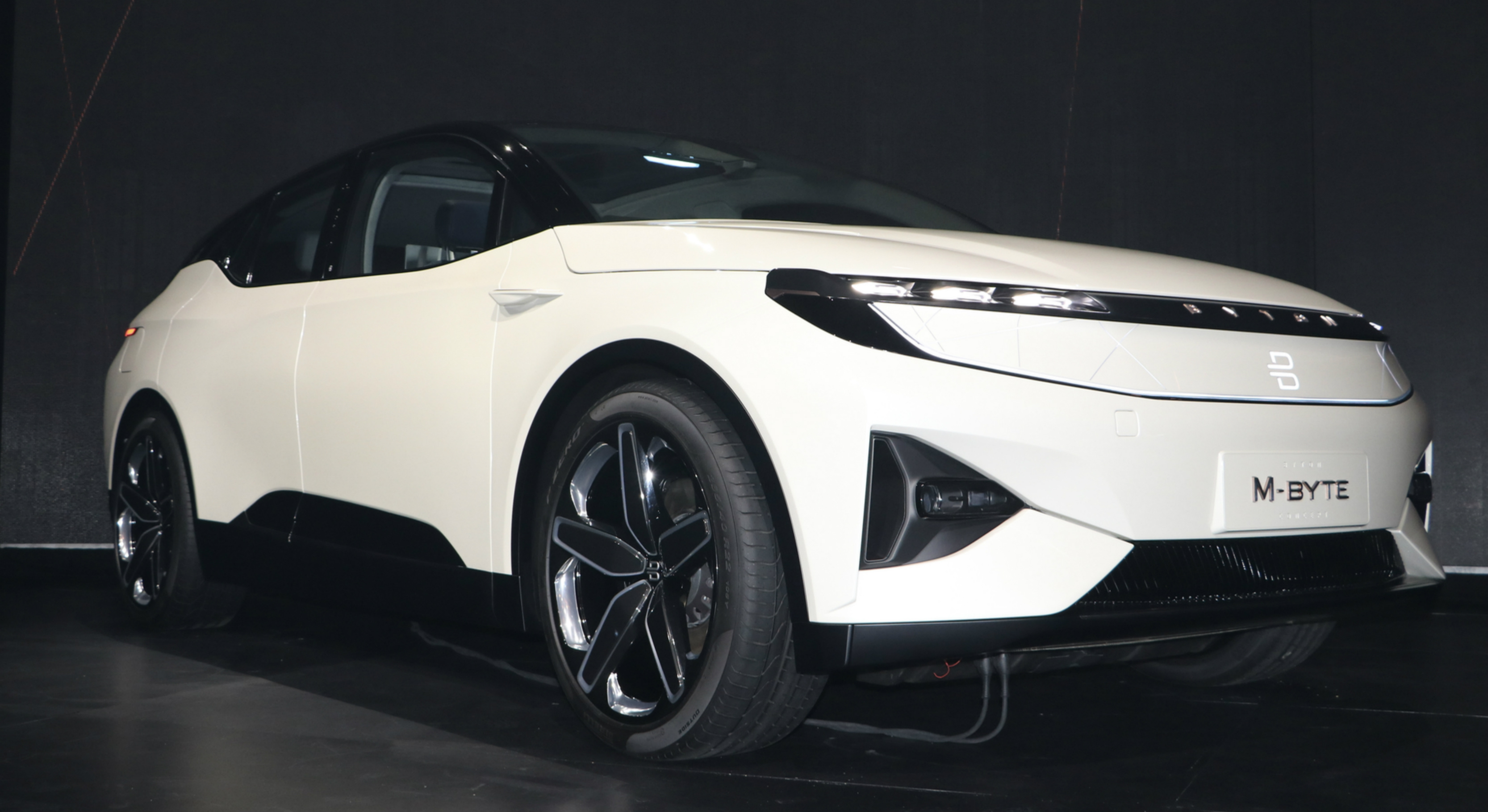 CES 2019: The New Byton is a Digital-First Car