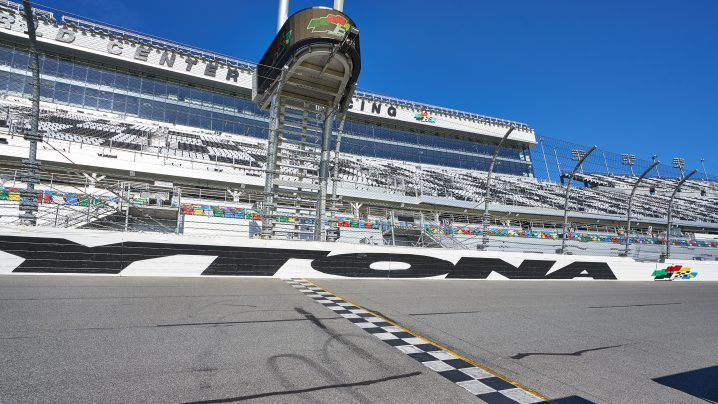 The Rolex 24 at Daytona