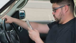 Ontario Distracted Driving