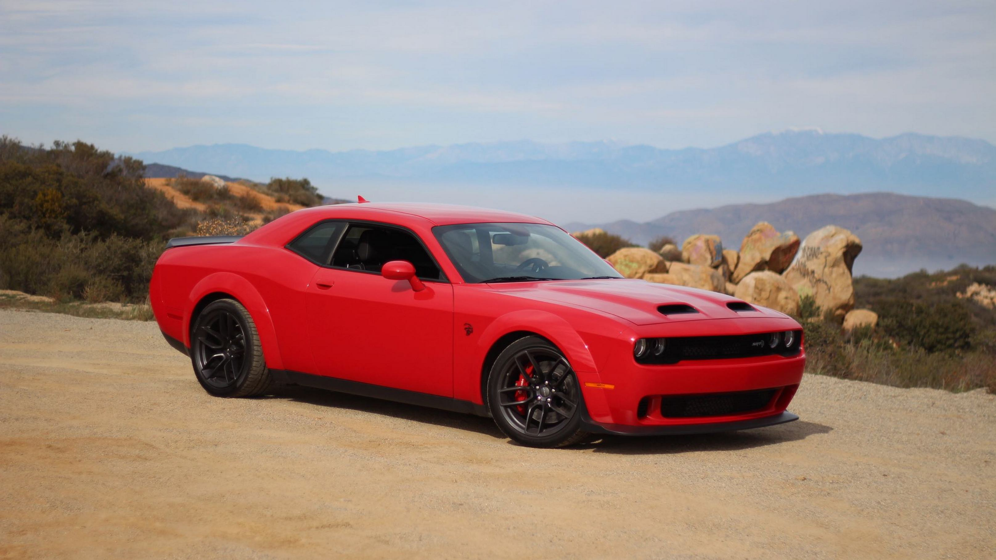 Review 2019 Dodge Challenger Srt Hellcat Redeye Wheels Ca