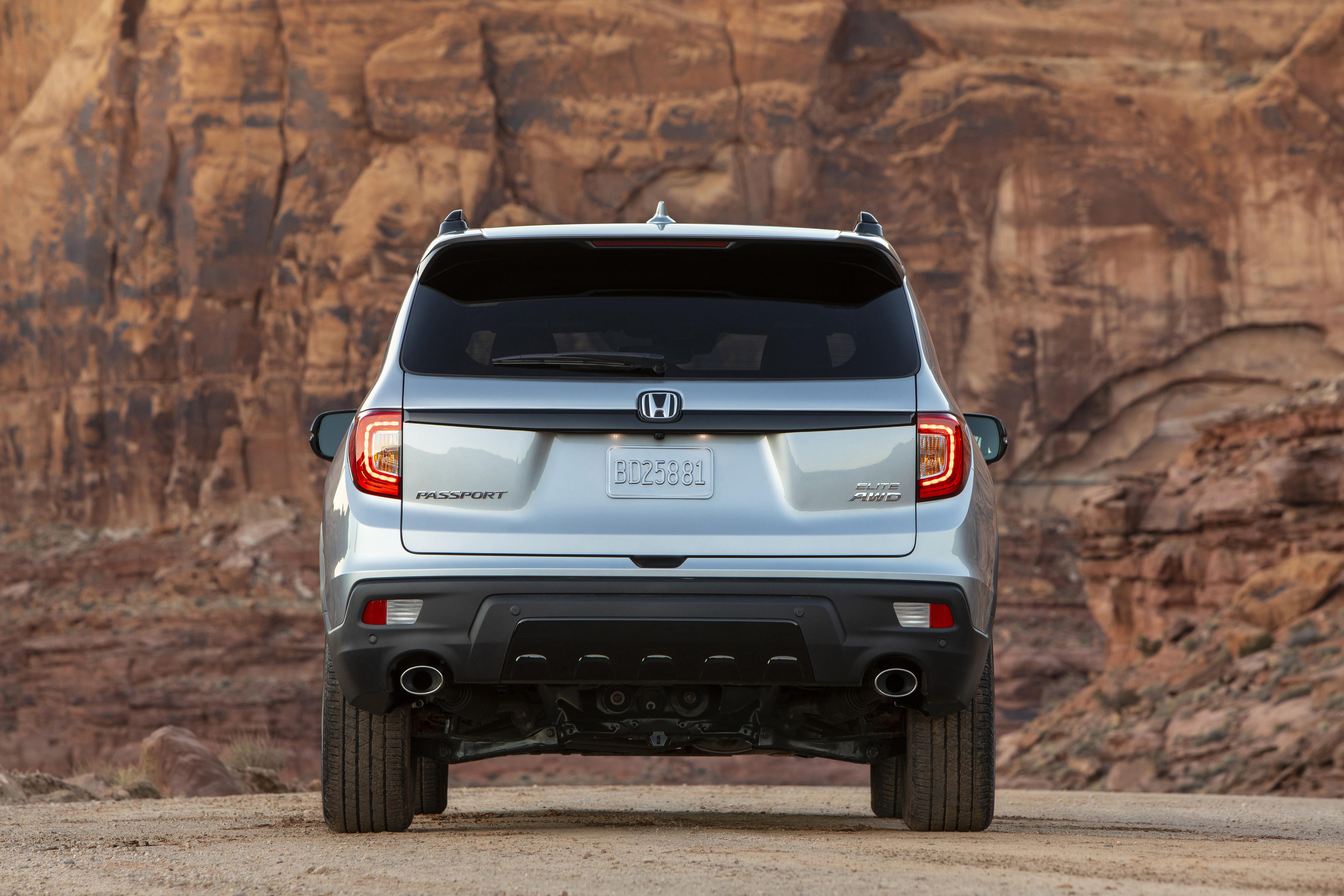 Honda Passport Mid Size Suv Coming To Canada Wheels Ca