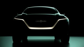 Lagonda all-terrain concept bows at Geneva