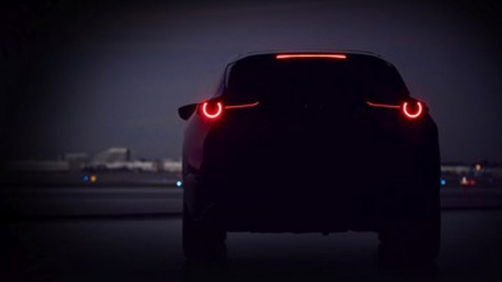 Mazda to Unveil New SUV