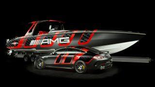 Mercedes-AMG Speedboat
