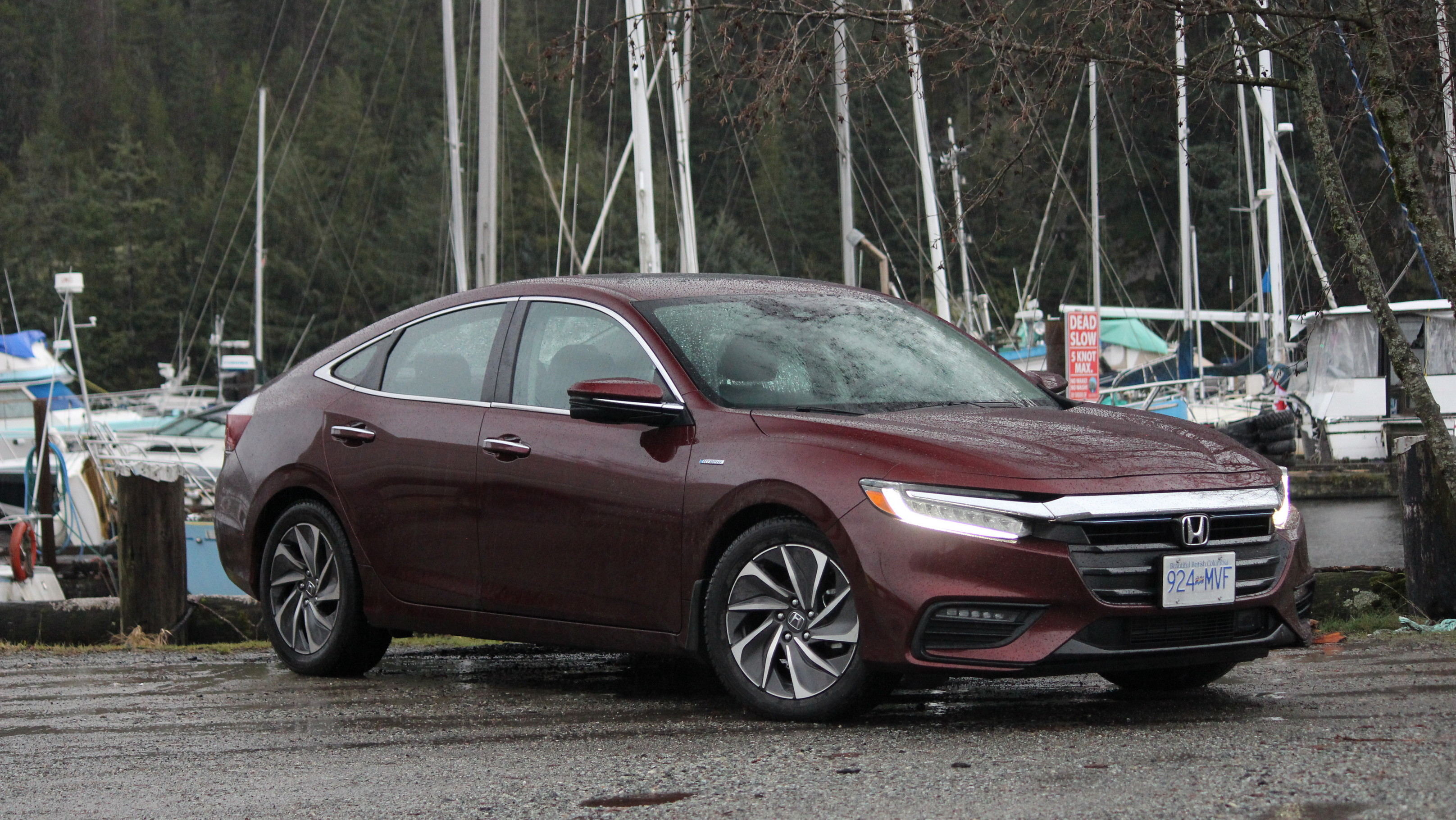 Review 2019 Honda Insight