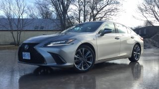 Review 2019 Lexus ES 350 F Sport