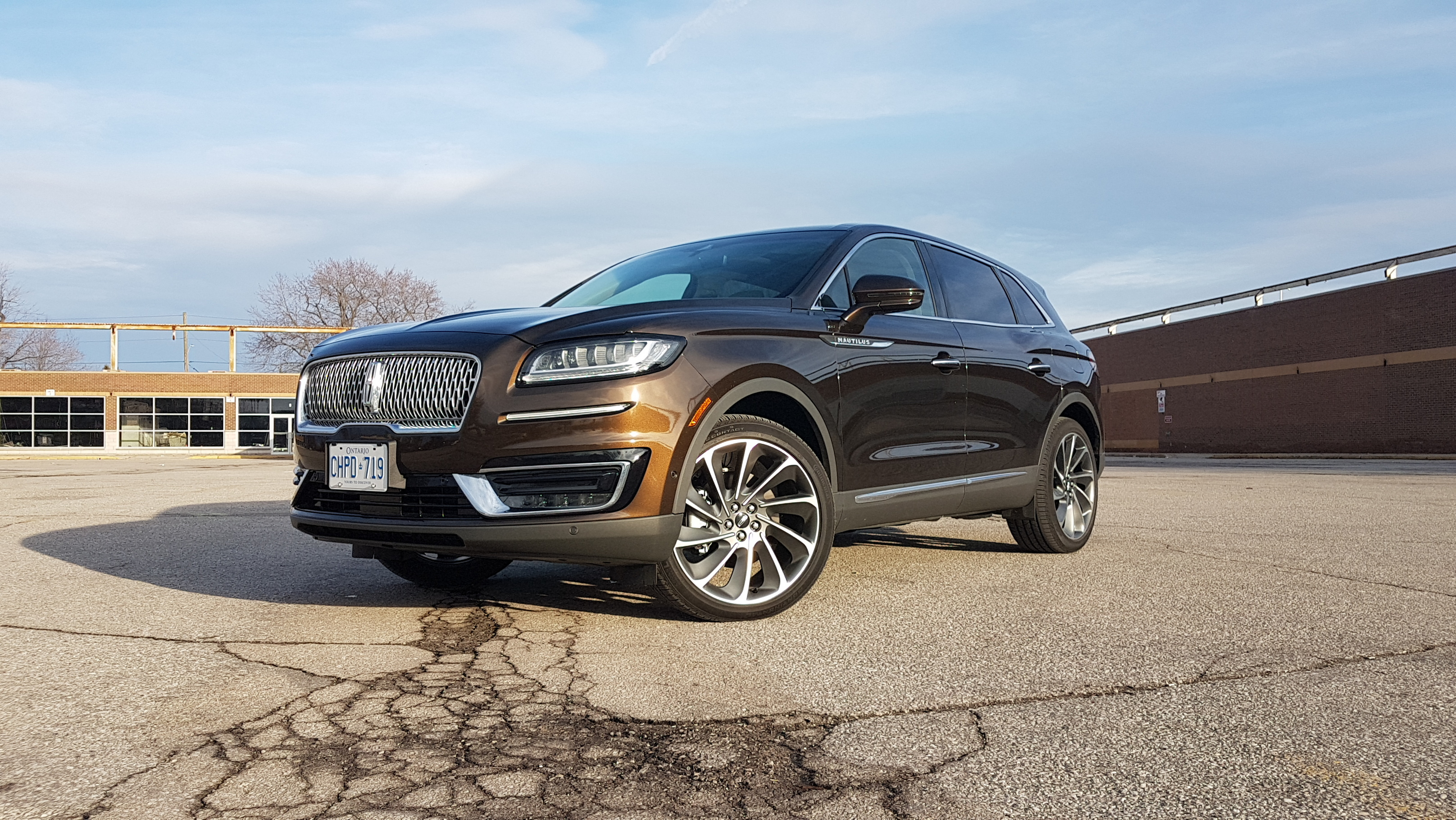 Review 2019 Lincoln Nautilus Reserve