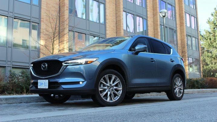 Review 2019 Mazda CX-5 GT