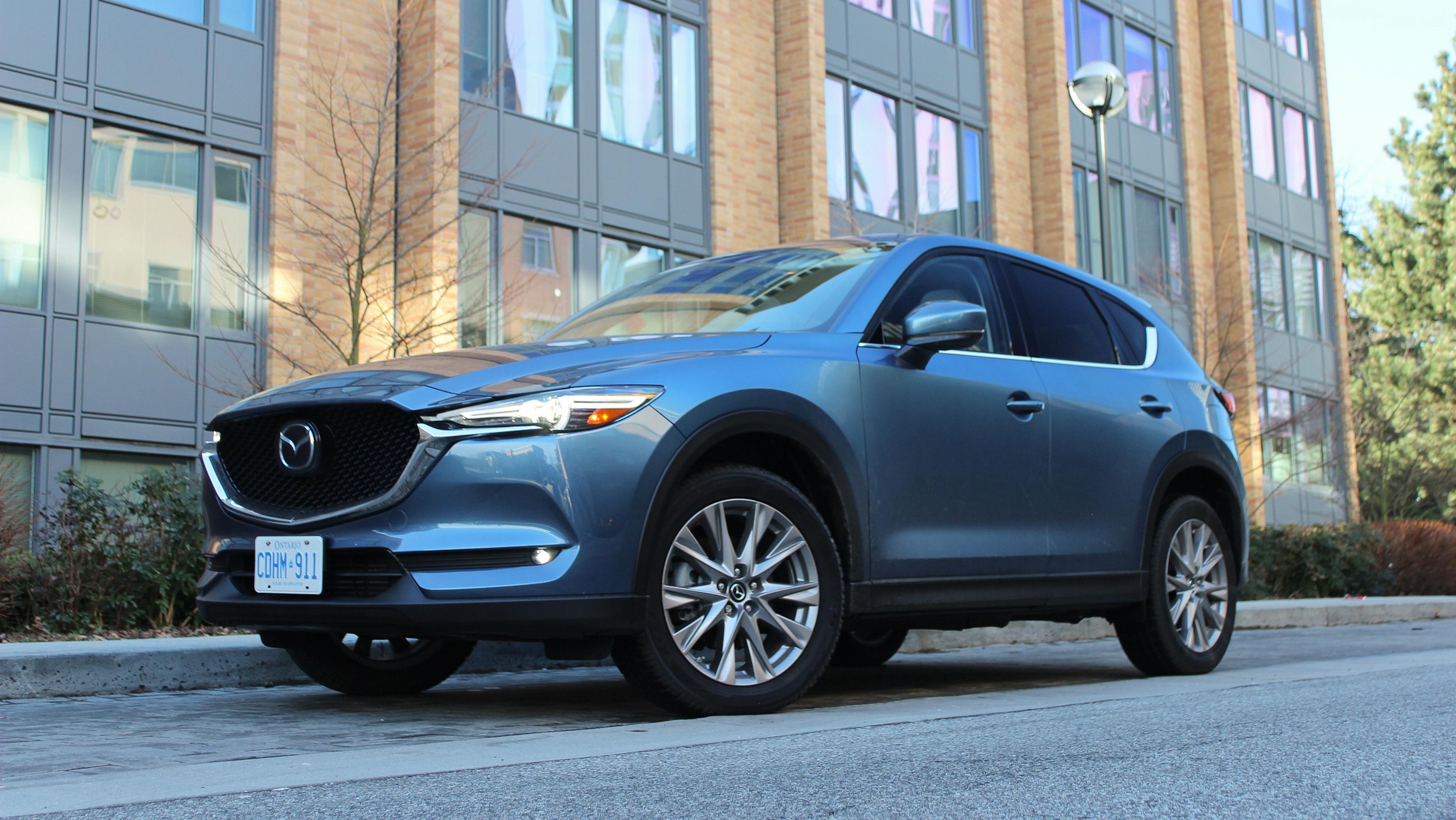 Review: 2019 Mazda CX-5 GT |