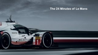 The 24 Minutes of Le Mans