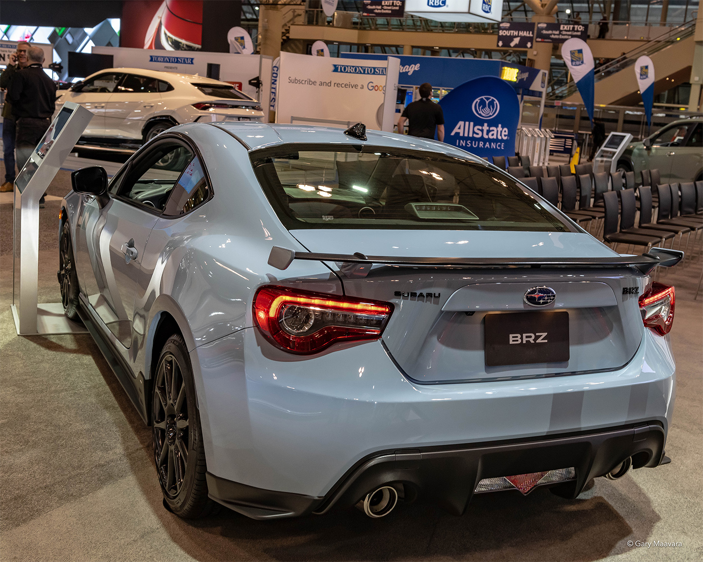 TrackWorthy - CIAS_Subaru BRZ rear_