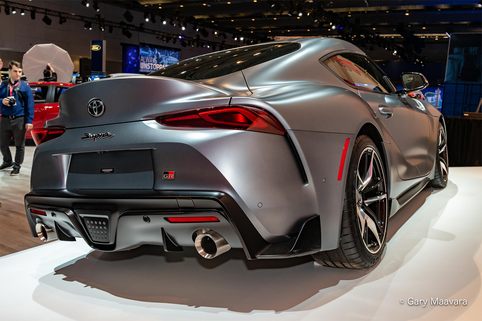 TrackWorthy - CIAS_Toyota Supra