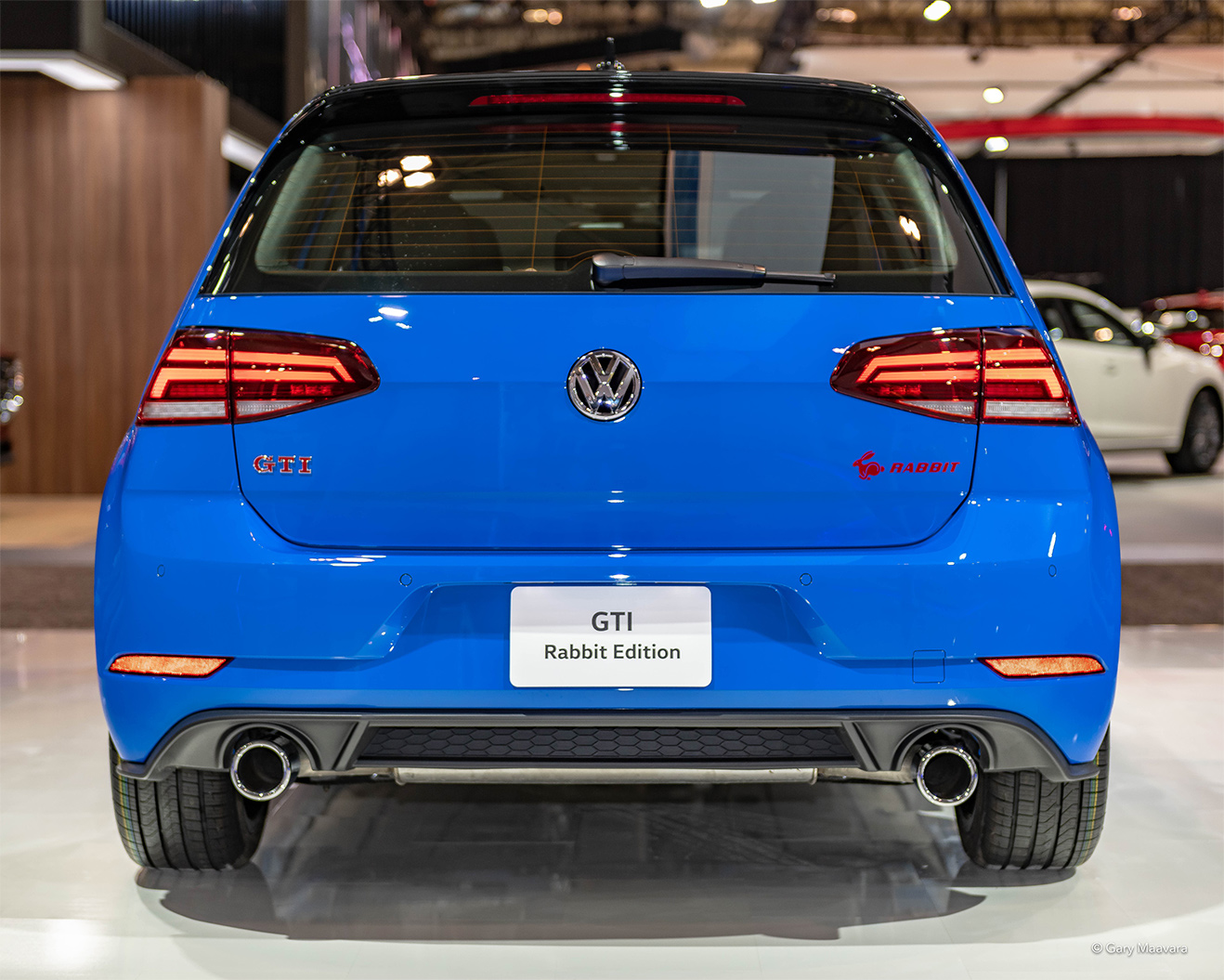 TrackWorthy - CIAS_VW Golf GTI Rabbit rear