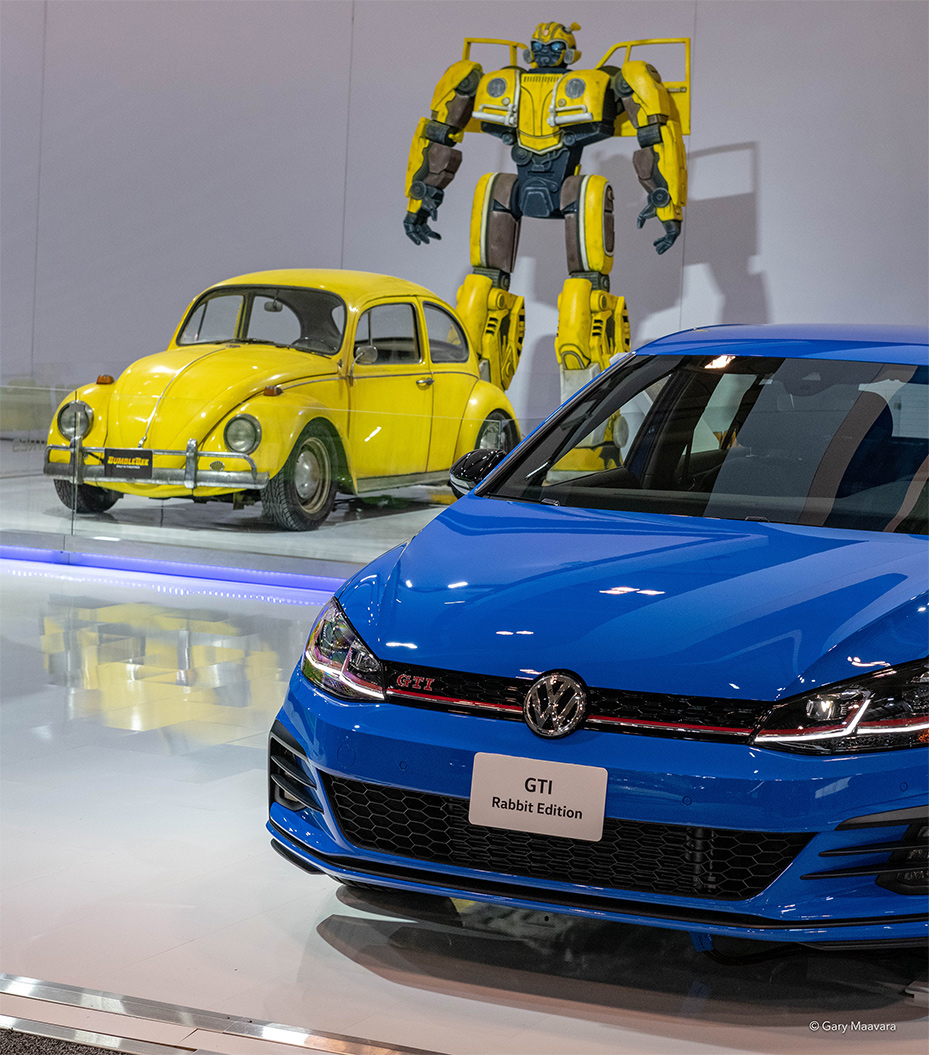 TrackWorthy - CIAS_VW Golf GTI Rabbit with Beetle and Transformer