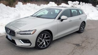 Review 2019 Volvo V60 T6 AWD Inscription