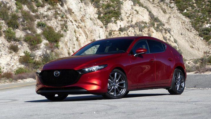 First Drive 2020 Mazda3