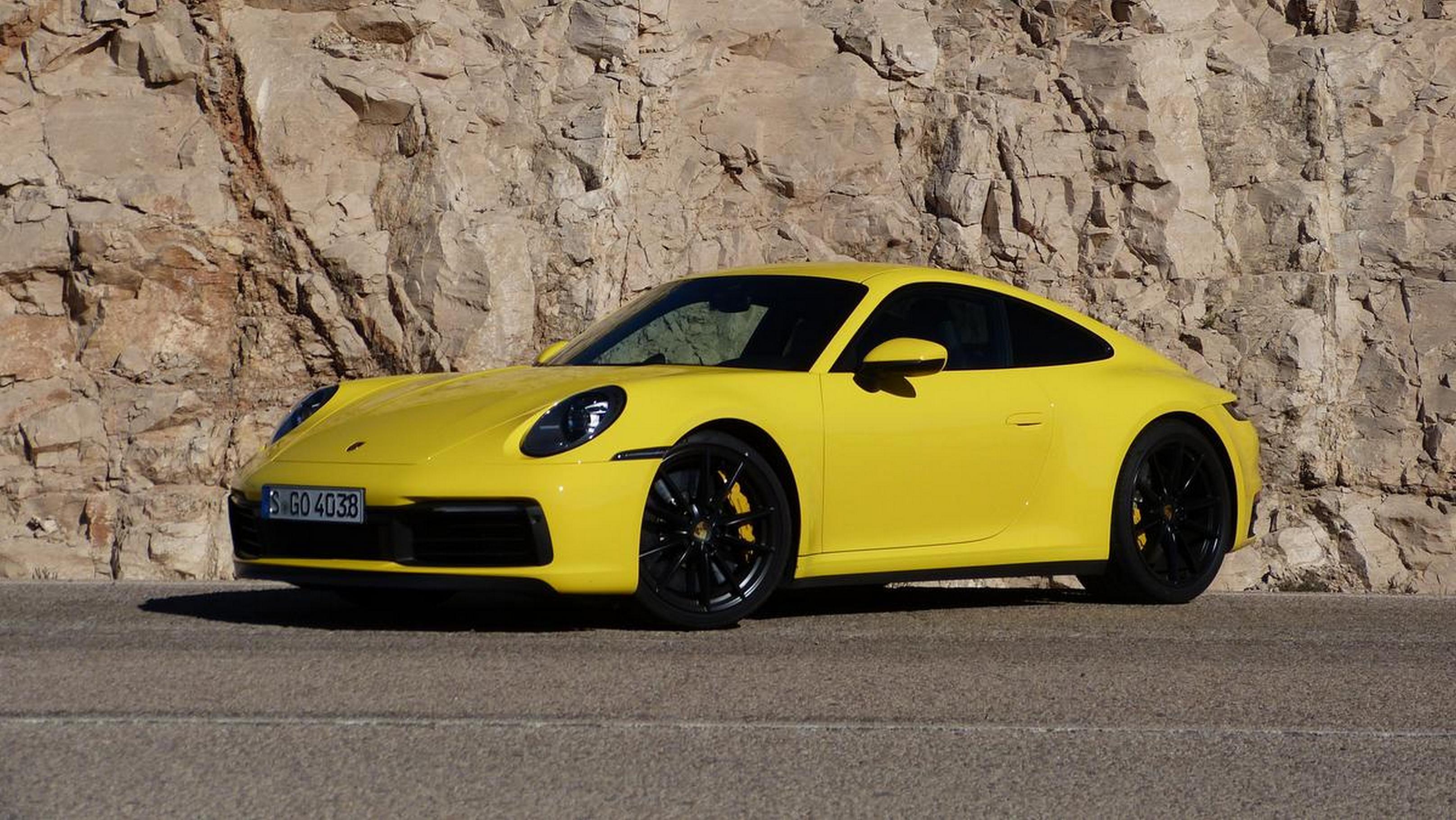 Preview 2019 Porsche 911 type 992