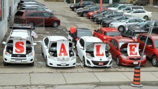 New Car Depreciation