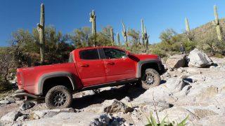 Review 2019 Chevrolet Colorado ZR2 Bison