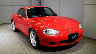 Mazda Roadster Coupe